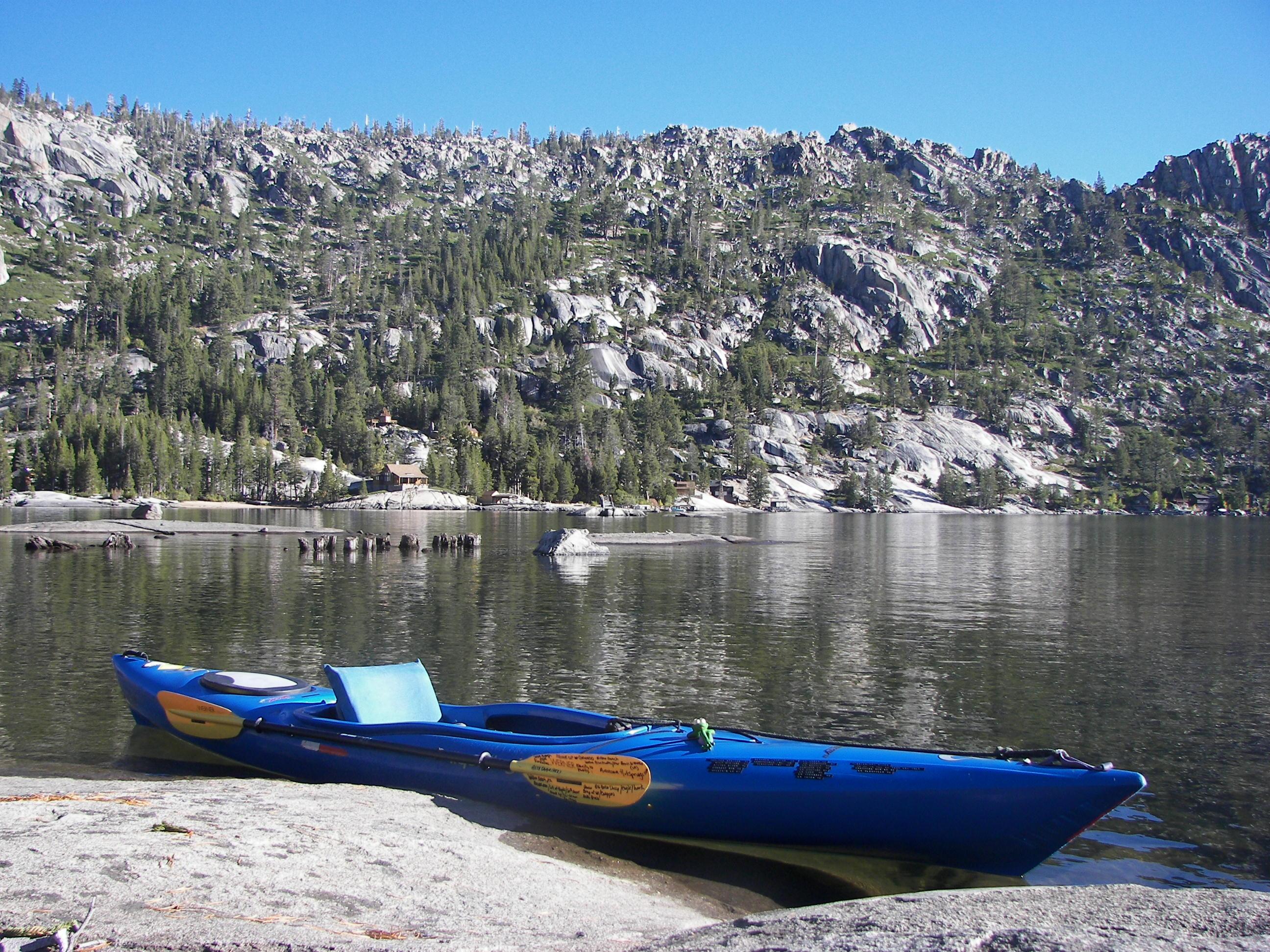 Echo lake california at lake tahoe life at 60 mph for Echo lake ca cabine