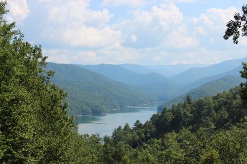 Fontana Lake – NC | Life at 60, (mph)