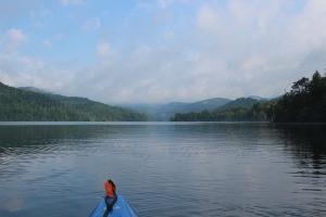 Nantahala Lake NC